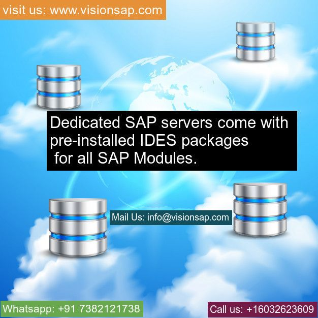 Pin by software on SAP IDES Servers | Remote, Archive