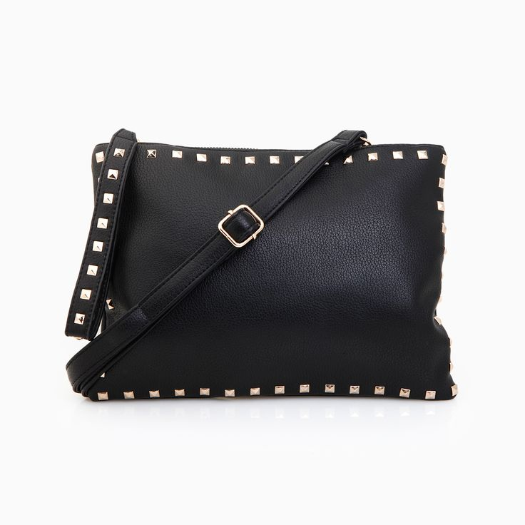 Studded Border Clutch: Handbags Obsession, Border Clutches, Shoes Bags, Studs Border, Bags Lady, Stilo Carteras Otros