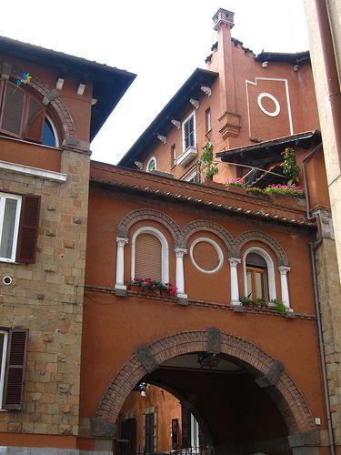 Garbatella Roma #Rome #discoverRome #discover_Italy