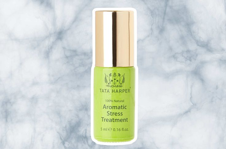 Tata Harper All-Natural Aromatic Stress Treatment    The Tata Harper stress treatment that's like Klonopin in scent form.