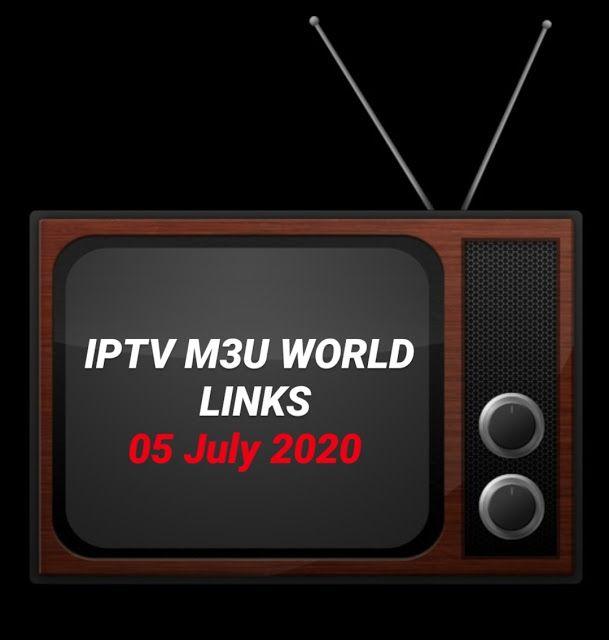 Iptv M3u World Links 05 July 2020 Mbc Drama World July