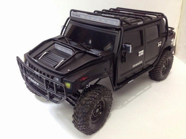 Custom Hummer H2 SUT.