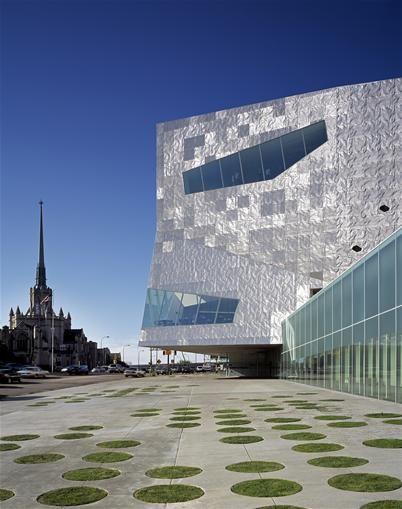 Walker Art Center Minneapolis MN Herzog & deMeuron, Architects #MinneapolisdotBuzz