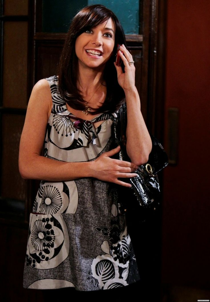 Lily Aldrin: hair cut ideas