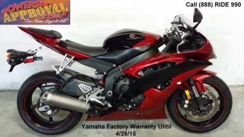 2011 Yamaha R6 Crotch Rocket For Sale-U1904