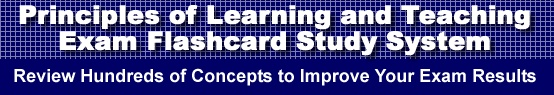 Praxis II Principles of Learning and Teaching Exam Flashcard Study System Grades 7-12 (0624)