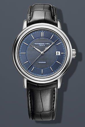 Raymond Weil Maestro Watch 2837-STC-50001 2837-SL5-65001