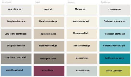 44 best images about verf kleuren on pinterest - Taupe kleuren schilderij ...