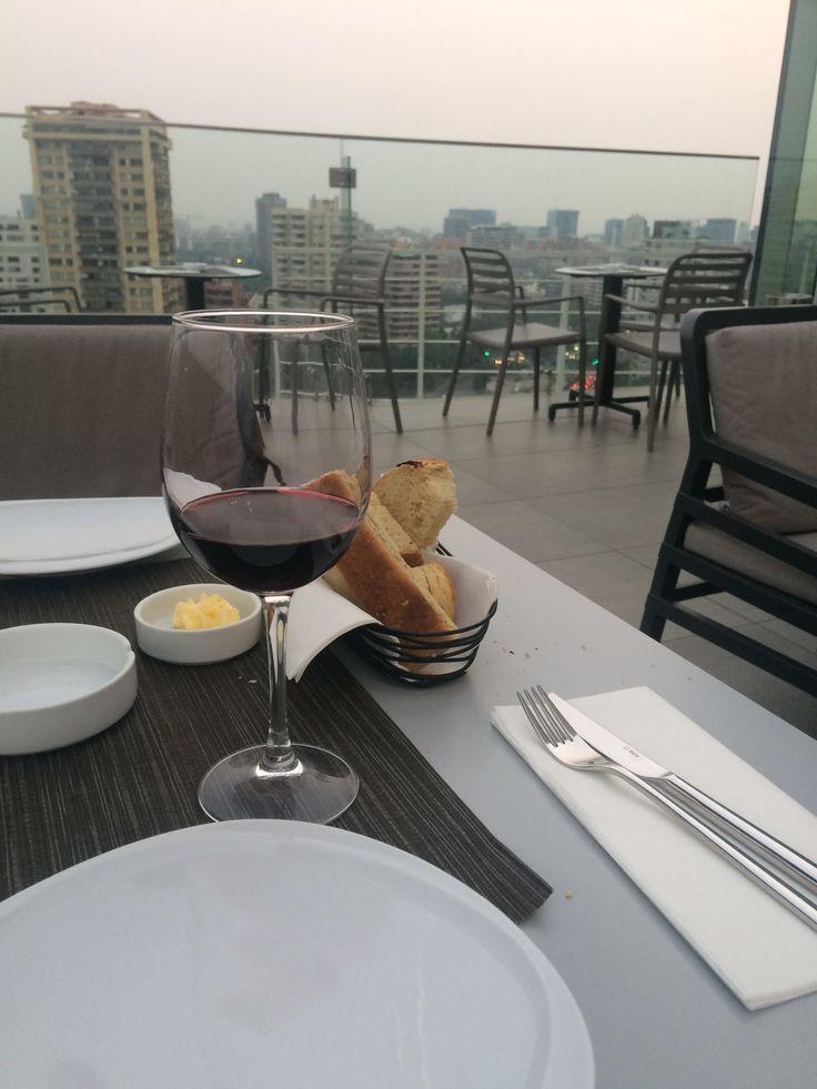 The Glass - Hotel Cumbres Vitacura