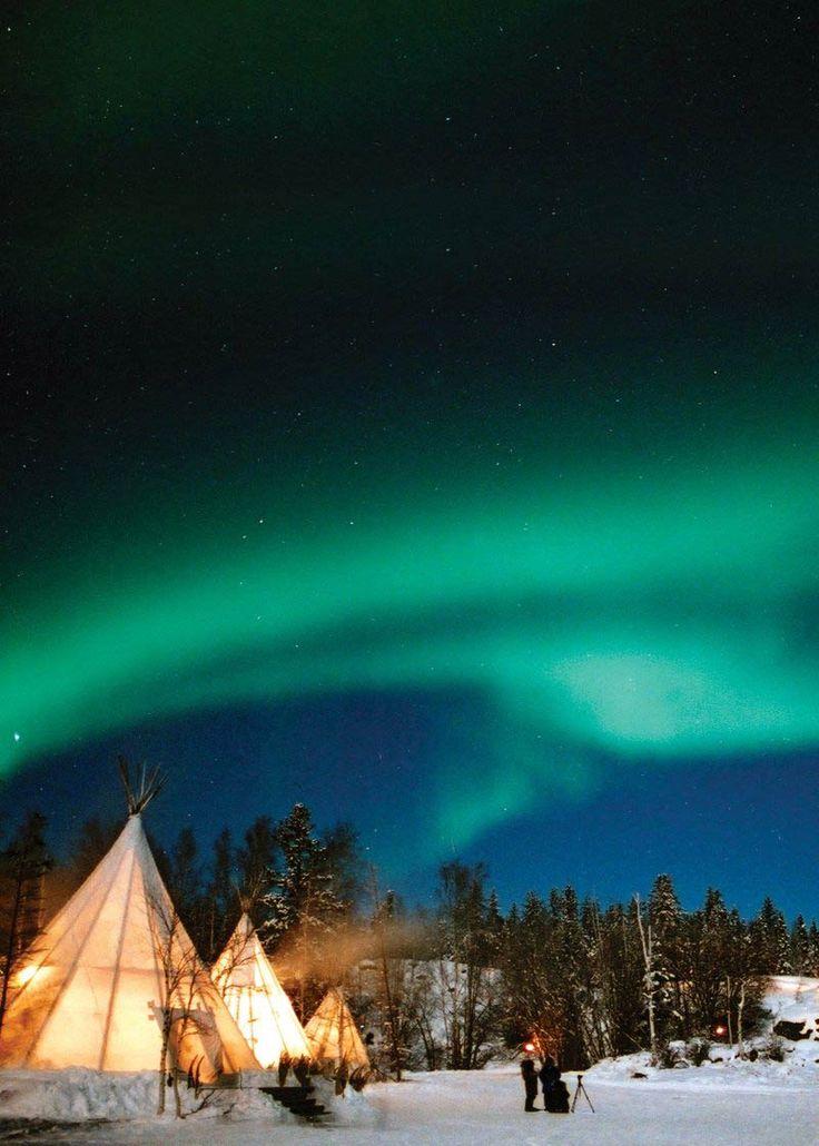 7 Wonders of North west Territories