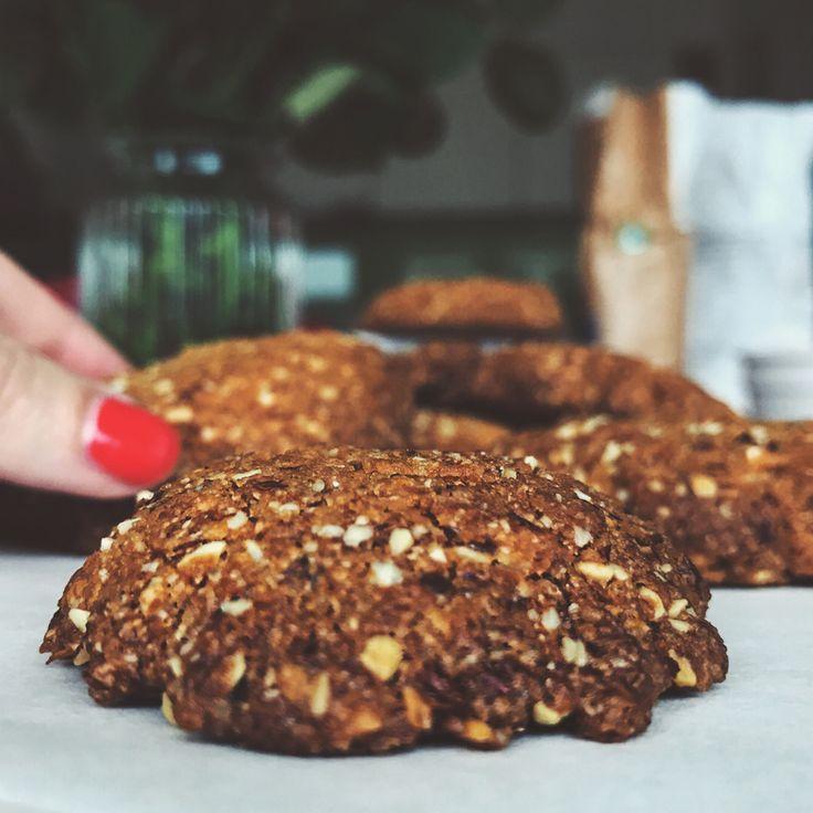 Diese Kekse machen süchtig: Kokos-Mandel-Cookies - Gourmistas - Gourmistas
