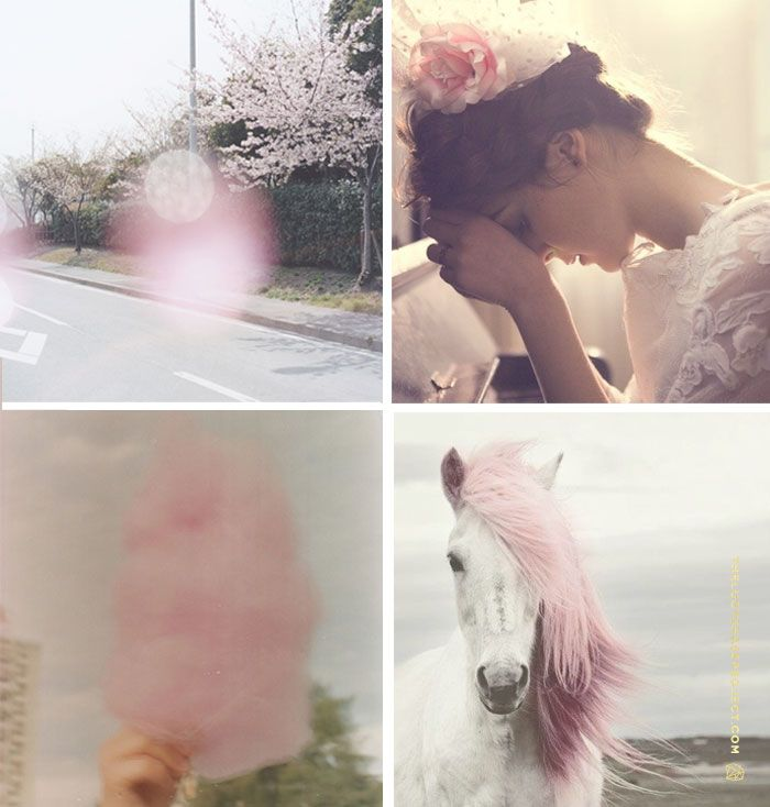 THE LUCY CHASE PROJECT // Candy floss