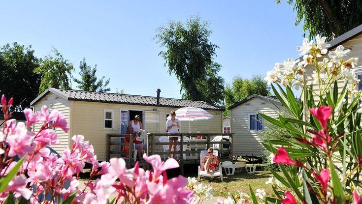 Camping Hyères les Palmiers Homair, location camping pas cher, Camping Port Pothuau à Hyères les Palmiers prix promo Homair Vacances à parti...