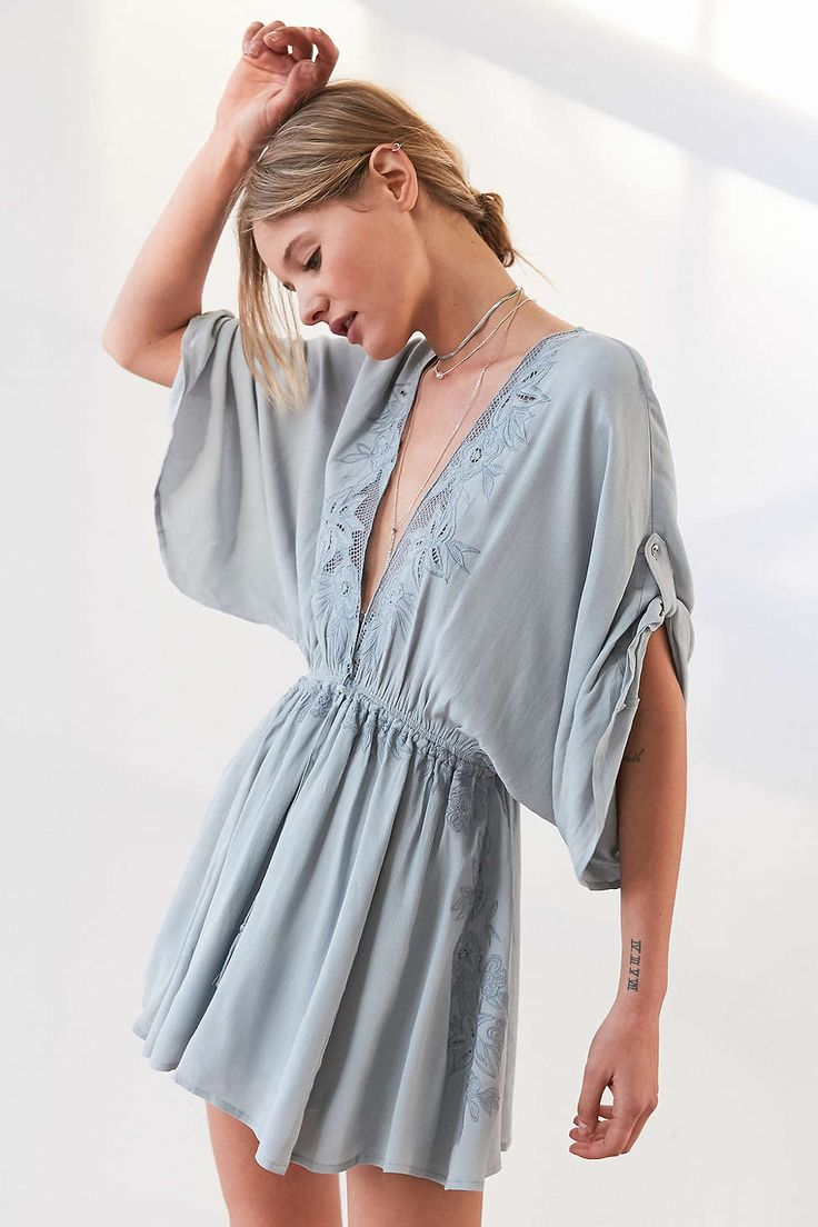 Long dress rompers definition