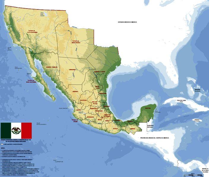 Guerra México vs Estados Unidos 1846-1848