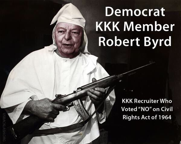 Image result for byrd kkk image