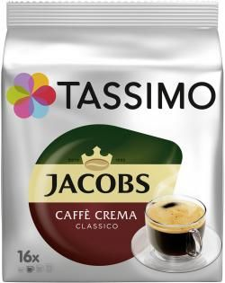myTime Angebote Tassimo Jacobs Caffè Crema classico: Category: Kaffee, Tee & Kakao > Kaffee > Crema Item number: 4502090925…%#lebensmittel%