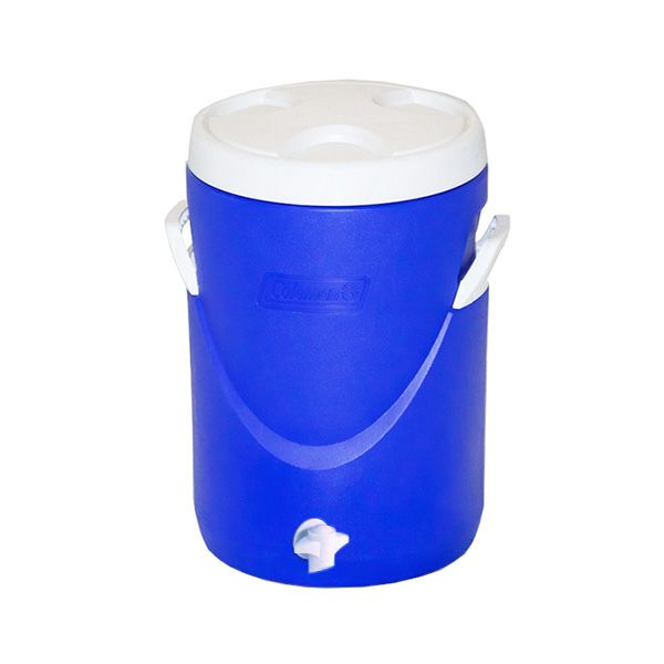 Cooler (round) with spout