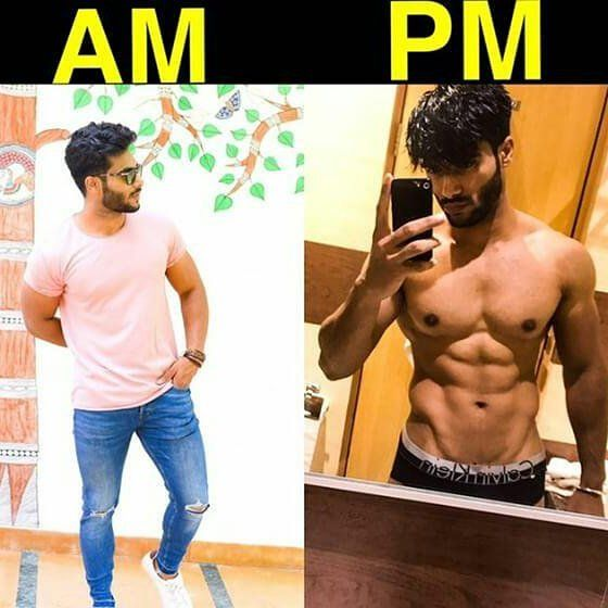 Good 1 @gauravmolri  Follow for more.. @fitness__warriors . . . . . . . . . . . #i #you #biceps #triceps #fitlife #deadlift #workoutmotivation #workout #training #aesthetics  #fitnessmotivation #fitness #modeling  #fitnessmodels #fitnessfreak  #bodybuilding , #crazyboys #gym  #gymlife #wwe #student #gain #train #muscle #fashion #fashionblogger #fashionshow #fashions #transformation #fitness__warriors http://butimag.com/ipost/1555697364618401721/?code=BWW8oK8F1e5