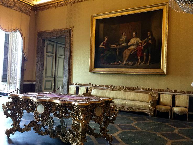 Reggia di caserta (Italy)