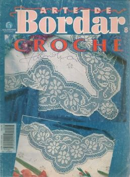 Arte de Bordar Croche №8