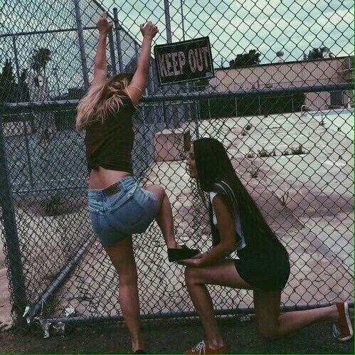 Imagine girl, friends, and best friends