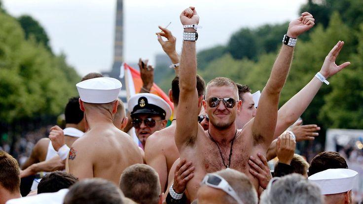 Millennials sind schwuler: Wie homosexuell ist Europa?