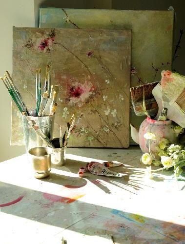 Laurence Amelie atelier - found via Designers Block