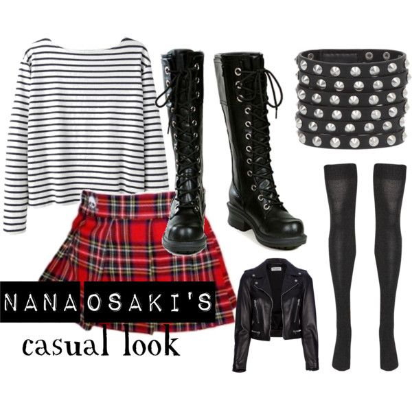 Nana Manga Host: 229 Best Images About Casual Cosplay On Pinterest