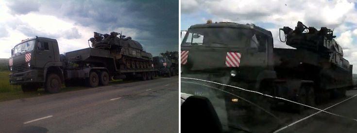 Беллингкэт - MH17 — водители грузовиков в российских колоннах с «Буками» в июне и июле 2014 года - Беллингкэт