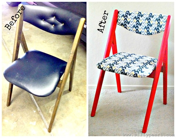 1000 images about DIY Folding Chair Updates on Pinterest