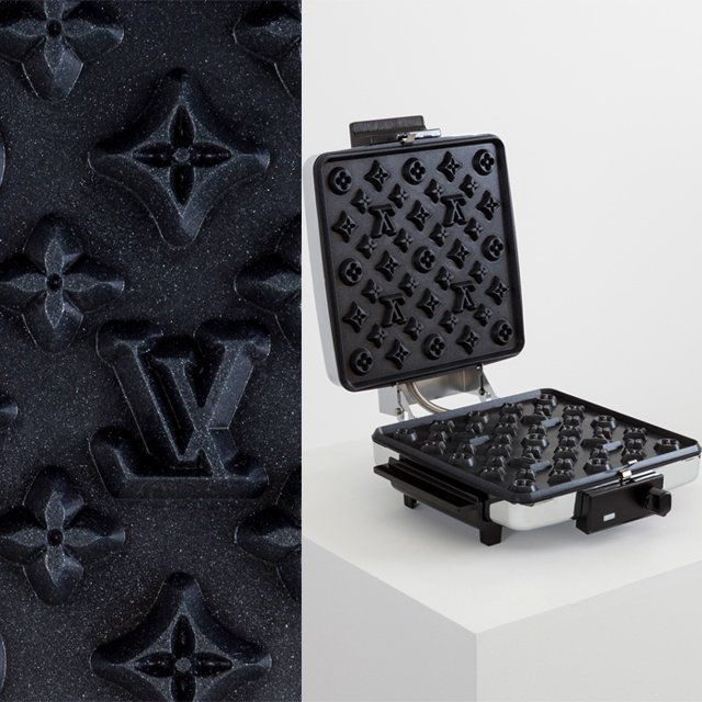 Andrew Lewicki : Louis Vuitton Waffle Maker もっと見る