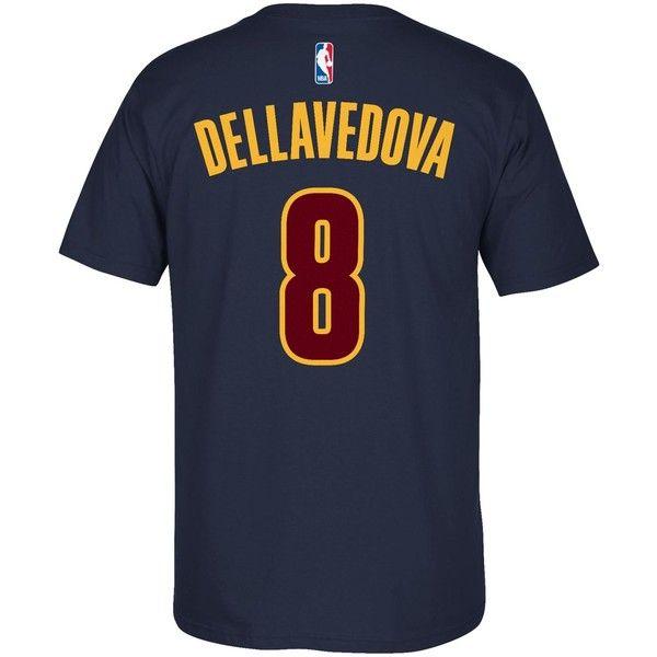 ... adidas Mens Matthew Dellavedova Cleveland Cavaliers Player T-Shirt (28)  ❤ liked on ... ffdc53ec8