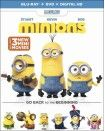 Minions (Blu-ray/DVD) (Digital Copy) - Larger Front