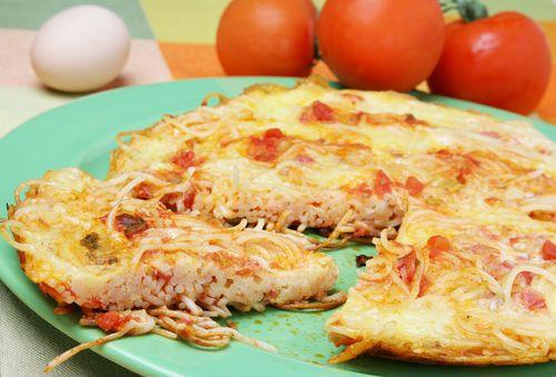 Μακαρονο-πίτσα