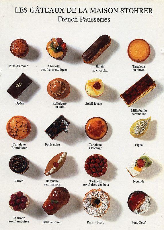 French Patisseries @Shannon Bellanca Rae @Amanda Snelson Lynard