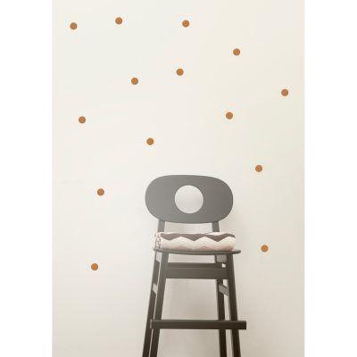 Mini Dots wallstickers i gruppen Tavlor & Posters / Wallstickers / Väggdekor hos RUM21.se (116730)