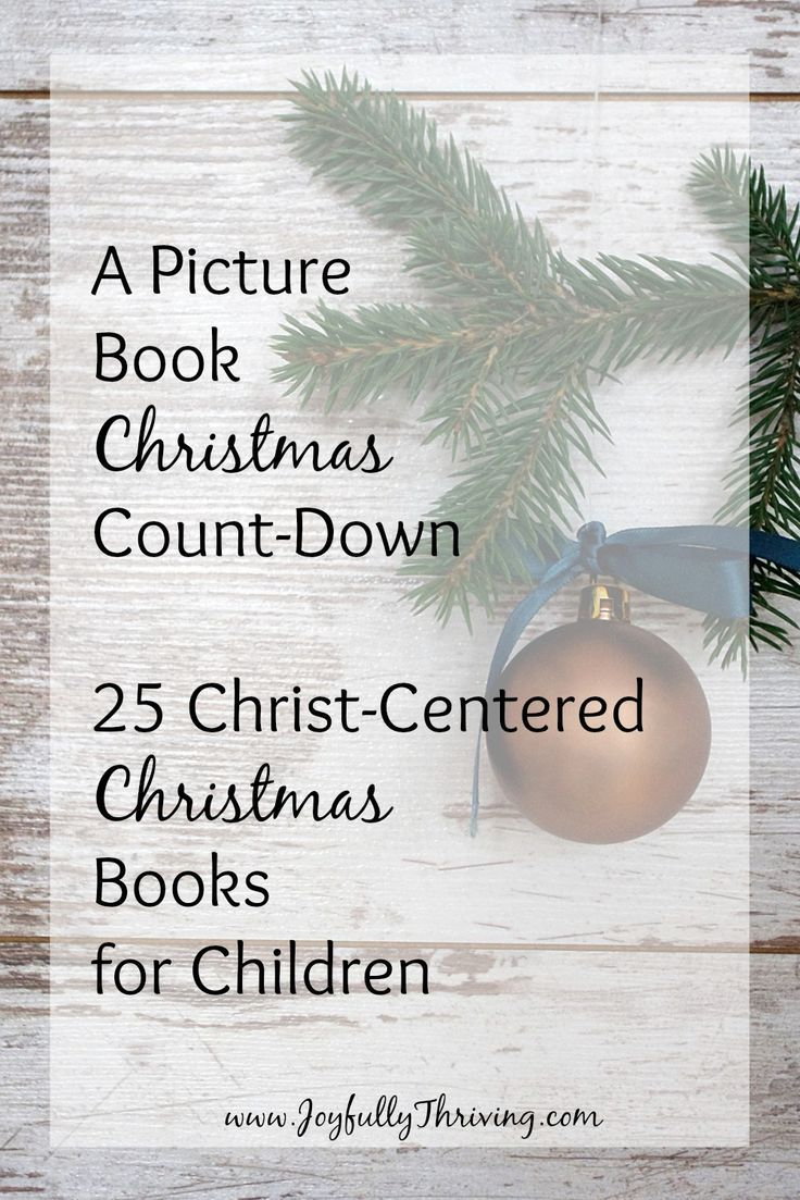 25 Christ-Centered Christmas Books | @ Unlimited Life Hacks, Crafts ...