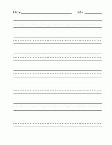 1000+ images about handwriting paper templates on Pinterest ...