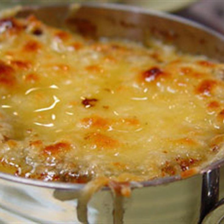 Try this French Onion Soup recipe by Chef Michael Smith. This recipe is from the show Chef At Home.                                                                                                                                                                                 More