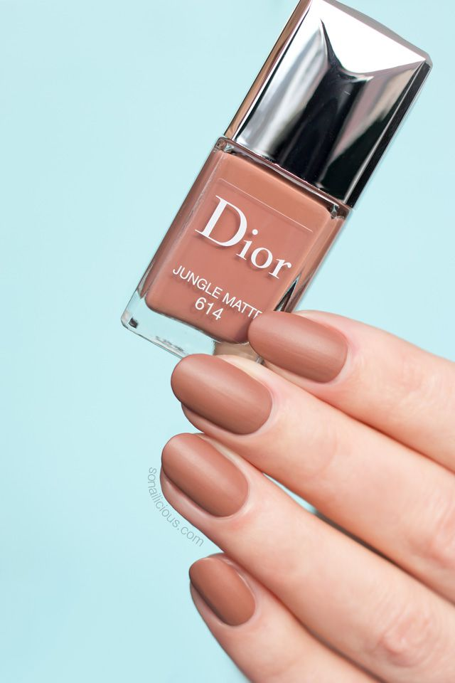 2 New Must Have Dior Nail Colours For Fall 2017