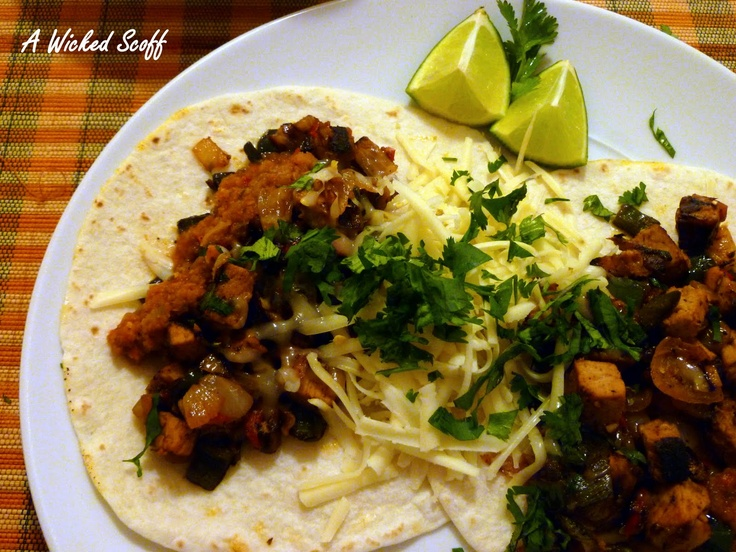 Weeknight Pork Carnitas - uses leftover pork tenderloin