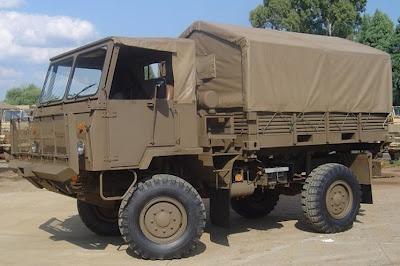 SADF Samil 50
