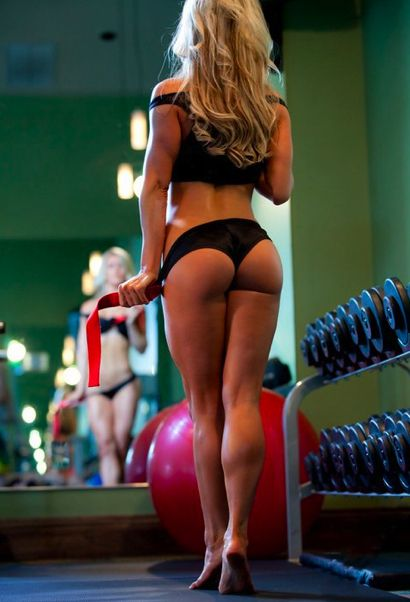 cute fitness photo in the gym #fitness #motivation #workout #gym