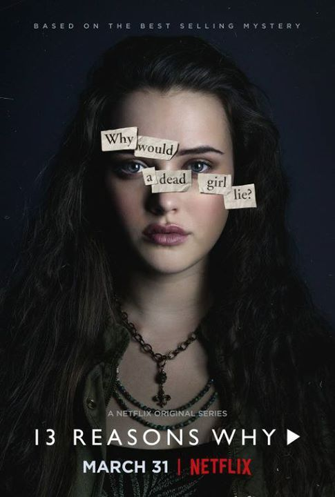 Hey guys. It's me Hannah Baker  13 reasons why