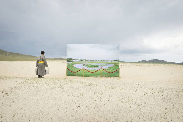 Photographs Reveal the Climate Change Effects in Mongolia – Fubiz Media