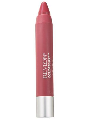 This dusty rose tinted lip balm from Revlon is moisturizing, matte, and opaque—a confusing but welcome addition to our lip color wardrobe.