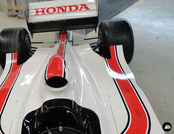 Racing Decals, F1 Racing, Honda, McLaren, Decal KIt, Honda F1 2015