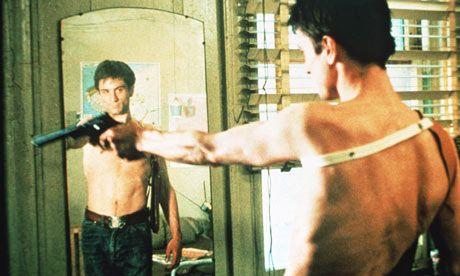 Taxi Driver. Those damn scumbags and sleezie suits who cancel my fav shows.