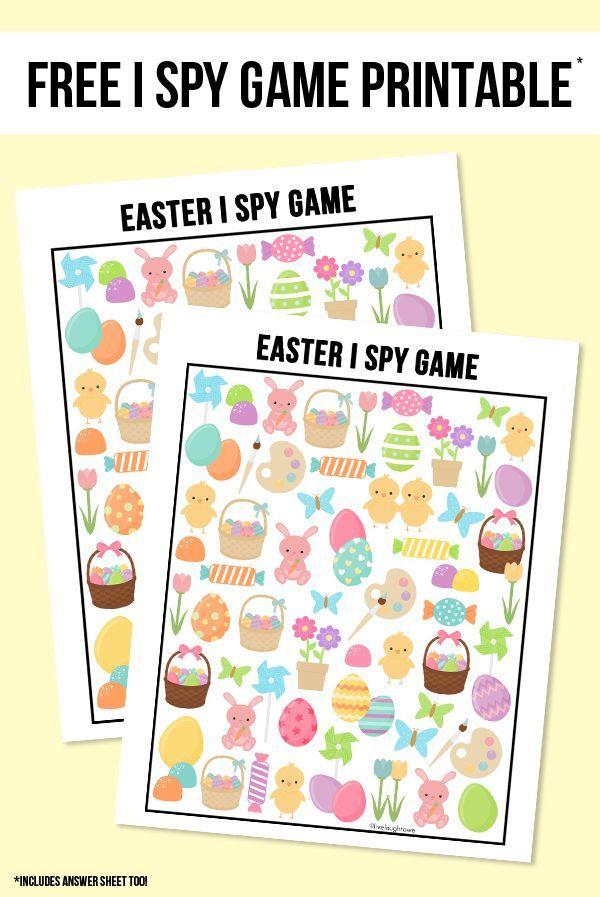 eighteen25: Twenty Free Easter Printables
